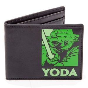 [Star Wars: Bifold Wallet: Master Yoda (Product Image)]