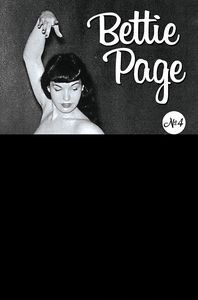 [Bettie Page: The Curse Of The Banshee #4 (Cover I Black Bag Photo) (Product Image)]