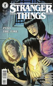 [Stranger Things: Into The Fire #3 (Cover B Gorham) (Product Image)]