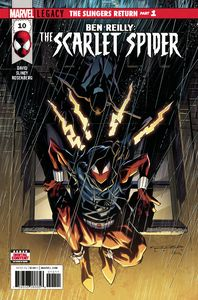 [Ben Reilly: Scarlet Spider #10 (Legacy) (Product Image)]