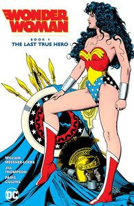 [Wonder Woman: The Last True Hero: Book 1 (Product Image)]