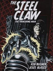 [The Steel Claw: Volume 1: The Vanishing Man (Hardcover) (Product Image)]