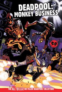 [Deadpool: All Killer No Filler Graphic Novel Collection #32 (Product Image)]