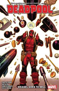 [Deadpool By Skottie Young: Volume 3: Weasel Goes To Hell (Product Image)]