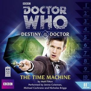 [Doctor Who: Destiny Of The Doctor 11: Time Machine CD (Product Image)]