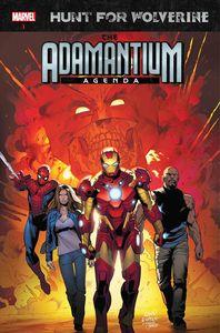 [Hunt For Wolverine: Adamantium Agenda #1 (Product Image)]
