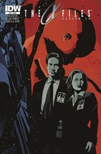 [X-Files: Season 10 #16 (Product Image)]