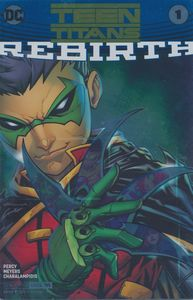 [Teen Titans: Rebirth #1 (Foil Variant) (Product Image)]