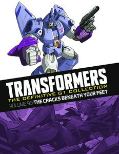 [Transformers Definitive G1 Collection: Volume 99: Cracks Beneath Your Feet (Product Image)]