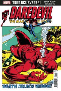 [True Believers: Black Widow & Daredevil #1 (Product Image)]