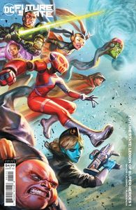 [Future State: Legion Of Super Heroes #1 (Ian McDonald Card Stock Variant) (Product Image)]