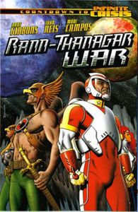 [Rann-Thanagar War (Product Image)]