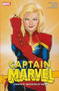 [Captain Marvel: Volume 3: Earth's Mightiest Hero (Product Image)]