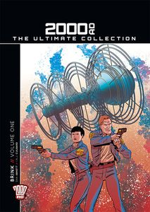 [2000AD Ultimate Collection: Volume 88 (Product Image)]