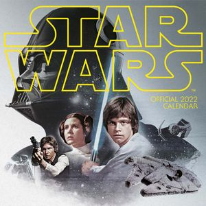 [Star Wars: Classic: 2022 Square Calendar (Product Image)]