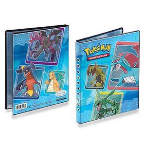 [Pokemon: 4 Pocket Portfolio: Generation 6 (Product Image)]