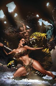 [Pellucidar: Wings Of Death #2 (Cover C Limited Edition Virgin Variant) (Product Image)]