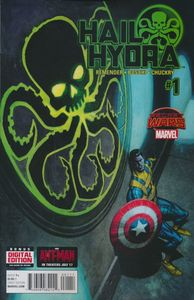 [Hail Hydra #1 (Product Image)]