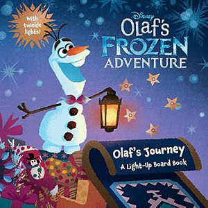 [Frozen: Olaf's Journey: A Light-Up Board Book (Hardcover) (Product Image)]