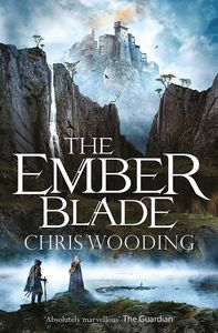 [The Darkwater Legacy: Book 1: The Ember Blade (Signed Edition - Hardcover) (Product Image)]