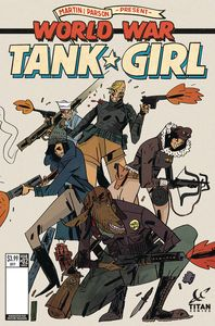 [Tank Girl: World War Tank Girl #2 (Cover D Cadwell) (Product Image)]