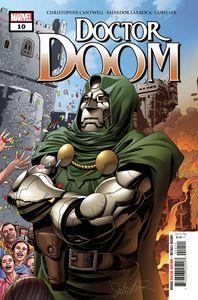 [Doctor Doom #10 (Product Image)]