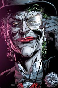 [Batman: Three Jokers #1 (Top Hat Premium Variant) (Product Image)]