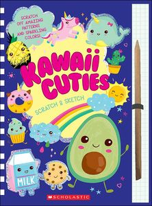 [Kawaii Cuties: Scratch Magic (Hardcover) (Product Image)]