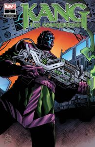 [Kang: The Conqueror #1 (Stegman Variant) (Product Image)]