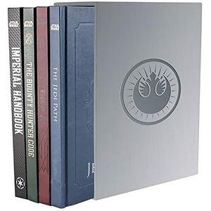 [Star Wars: Secrets Of The Galaxy (Deluxe Box Set) (Product Image)]