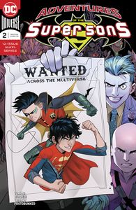 [Adventures Of The Super Sons #2 (Product Image)]