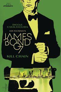 [James Bond: Kill Chain #1 (Cover C Casalanguida) (Product Image)]