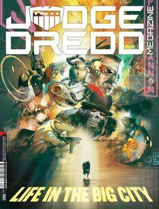 [Judge Dredd Megazine #382 (Product Image)]
