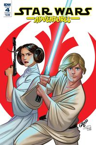 [Star Wars: Adventures #4 (Cover B Greno) (Product Image)]