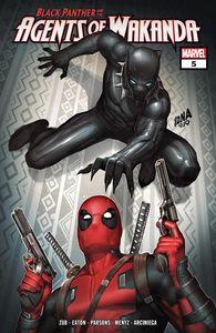 [Black Panther & Agents Of Wakanda #5 (Product Image)]