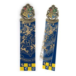 [Harry Potter: Bookmark: Hogwarts Crest (Product Image)]
