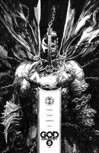 [God Country #5 (Spawn Month B&W Variant) (Product Image)]