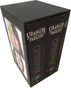 [Strangers In Paradise: Omnibus (New Printing) (Product Image)]