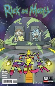 [Rick & Morty #25 (Product Image)]