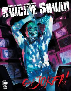 [Suicide Squad: Get Joker! #1 (Product Image)]