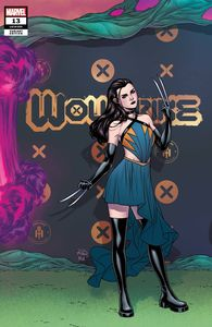 [Wolverine #13 (Dauterman Connecting Variant Gala) (Product Image)]