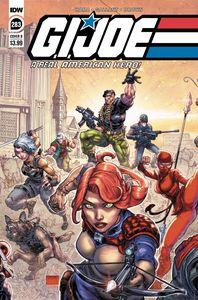 [G.I. Joe: A Real American Hero #283 (Cover B Freddie Williams II) (Product Image)]