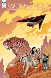 [Sword Of Ages #1 (Rodriguez Variant) (Product Image)]