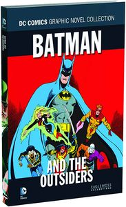 [DC Graphic Novel Collection: Volume 94: Batman & The Outsiders (Hardcover) (Product Image)]