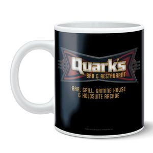 [Star Trek: Deep Space Nine: Mug: Quarks Bar (Destination Star Trek 2019 Exclusive) (Product Image)]