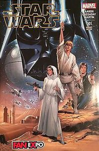 [Star Wars #1 (Fan Expo Larocca Variant) (Product Image)]