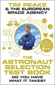 [Astronaut Selection Test Book: Do You Have What It Takes? (Hardcover) (Product Image)]
