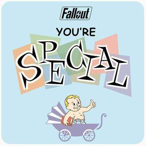 [Fallout: You're S.P.E.C.I.A.L. (Hardcover) (Product Image)]