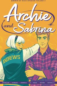 [Archie By Nick Spencer: Volume 2: Archie & Sabrina (Product Image)]