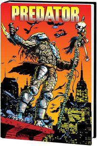 [Predator: Original Years: Omnibus: Volume 1 (Warner DM Variant Hardcover) (Product Image)]